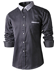 Many  Men's Sheer Casual Shirts (Cotton)