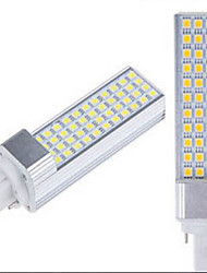 Bombillas LED de Mazorca dingyao T G24 9W 44LED SMD 5050 560-800 LM Blanco Cálido / Blanco Fresco AC 85-265 V 1 pieza