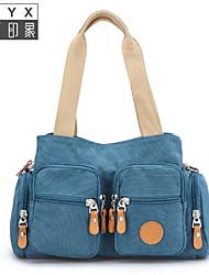 Women Canvas Handbag Every Day Shoulder CrossBody Tote Bag