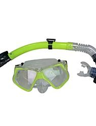 LianSan Impact Resistant Wrap Diving Sports Glasses