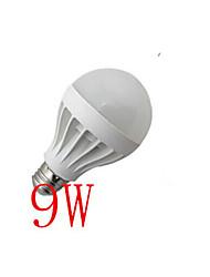 E27 9W 15x5730SMD 490LM 3000K Warm White Light LED Filament Lamp (AC 220V)