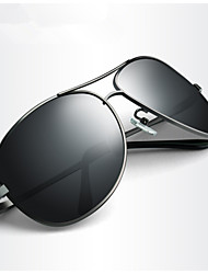 Sunglasses Men's Fashion / Polarized Flyer Sunglasses Full-Rim