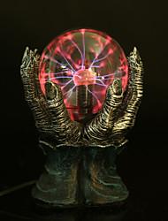 inductivo mágico recargable bola de cristal llevó la lámpara