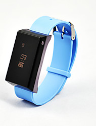 Wearable Smart Wristband Bracelet OLED Display Caller ID MP3 Anti-lost for Android Smartphone(Assorted Colors)