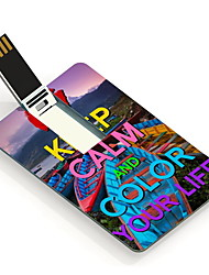 8GB Colorful Your Life Design Card USB Flash Drive
