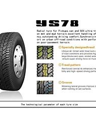 marca di pneumatici nuovi Jinyu LT215 / 75R15 97r ys78 6PR
