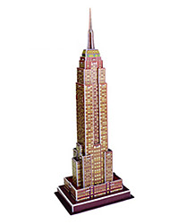 diy la construction de l'Empire State forme 3D Puzzle