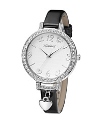 Top fashion women clear big dial luxury crystal watches DC-51011