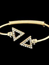Manchettes Bracelets ( Alliage ) Mariage/Soirée/Quotidien/Casual