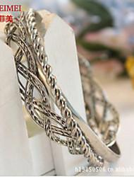Korean fashion jewelry Korean trade over US tricyclic cannabis bracelet jewelry vintage jewelry