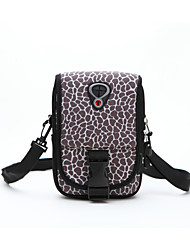 Qinglonglin Printed Cycling Messenger Bags Waist Bag Waterproof Phone Key Cases Travel Bag