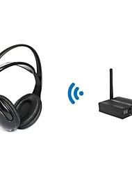 TP-WHC01 - Hoofdtelefoons - Draadloos 2.4GHz - Hoofdtelefoons (hoofdband) - met DJ/Volume Controle/Gaming/Sport/Ruisverminderend/Hi-Fi-