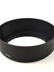 mengs® hb-45 Bajonett-Gegenlichtblende für Nikon AF-S 18-55 mm dx, AF-S DX 18-55mm f / 3.5-5.6G vr