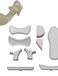 New Arrival Fondant Wedding Cake Decorating Ladies High Heel Shoe Cutters & Mold