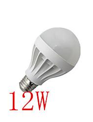 E27 12W 18x5730SMD 630LM 3000K Warm White Light LED Filament Lamp (AC 220V)