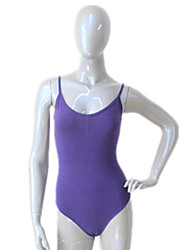 Cotton/Lycra Camisole Leotards with Trestle Back More Colors  for Girls and Ladies