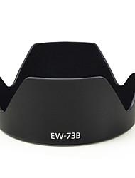 mengs® acuden ew-73 B pétalo forma parasol del objetivo para el canon ef-s 17-85mm f / 4-5,6 IS USM, ef-s 18-135mm f / 3.5-5.6 es