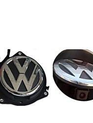 VW Emblem Camera for VW Golf 5/6 Phaeton Passat B6 CC VW Logo Back Up Camera