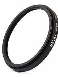 MENGS® 46mm UV Filter With Aluminum Frame For DSLR Camera