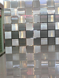 Classic Large Mosaic Pattern Window Film W0.45m x L5m