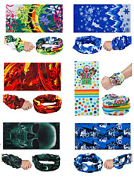 Bandana Bike Cycling,Outdoor Riding Magic Scarf Scarf(6)