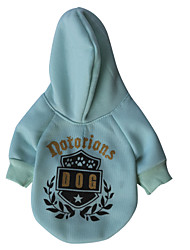 Dog Hoodie / Hoodie A variety of colors / Spring And Fall  Floral / Botanical Fashion