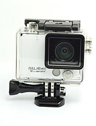 Câmera de vídeo digital 2k hd wi-fi à prova d'água câmera de esportes dv 1920 * 1440p em cores sortidas