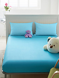 Tianyi Textile Color Cotton Cotton Flannelette Single Fitted Type 1.8 m Bed Mattress Slip Protection Cover CLP01