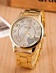 orologio in acciaio digitale orologi moda pesca delle donne