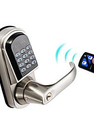 controle remoto de combinação electrónica fechadura da porta de entrada