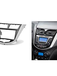 Car Radio Fascia for HYUNDAI i-25 Accent Solaris Verna Stereo DVD CD Dash Facia Panel Trim Kit