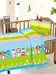Crib Bedding Set Animal Design for Newborn