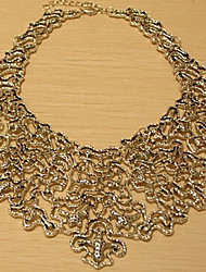 New Arrival Fashional Hot Selling Luxury Hollow Necklace