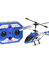 LS222 3.5-Channel New Durable Helicopter With gyro - Multicolor