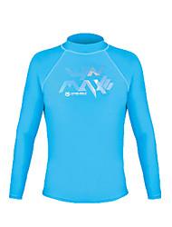 Winmax® UV50+ Protection Long Sleeves T-Shirt \ Lycra Rash Guard \ Surf Shirt for Man