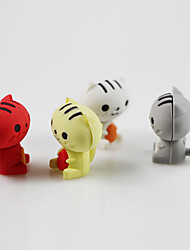 Lovely Cat Assemble Rubber Eraser (Random Color)