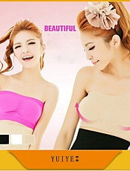 YUIYE® Women'S Seamless Tube Top Sports Underwear Basic Tube Top around the Chest Wipes Bosom