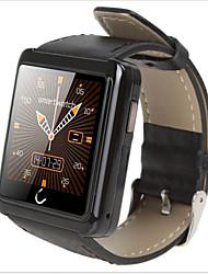 U10L Wearables Smart Watch,Bluetooth3.0/4.0 / Hands-Free Calls/Media Control/Camera Control /Passometer