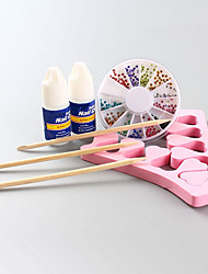 8PCS Nail Art Decorations Nail Art Kits