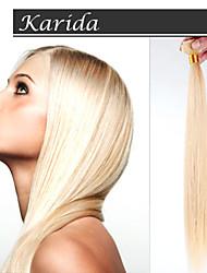 grado superior europeo pelo virginal recta, mayoristas haces de pelo vírgenes con el tejer del pelo de cierre