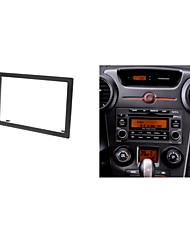 Car Radio CD Fascia for KIA Carens Rondo Facia DVD Stereo Install Trim Kit Panel Plate