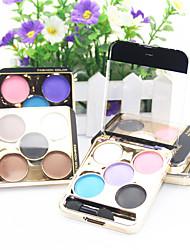 5 Eyeshadow Palette Matte / Shimmer Eyeshadow palette Liquid Normal