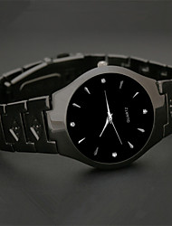 MIGE   New Men's High Quality Steel Strip Watch