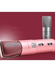Mini Good Quality Karaoke Microphone with Recording Function for Android/iPhone/PC