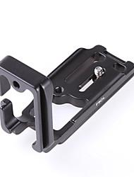 support de la caméra de presse verticale l plaque f6dl rapide pour Canon EOS arca 6d suisses