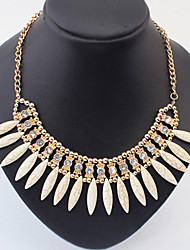 Colorful day  Women's European and American fashion necklace-0526069