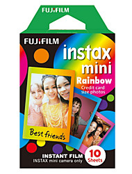 Fujifilm Instax Mini Color Film Rainbow