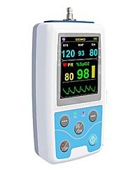 PM50 Patientenmonitor mit tragbaren ABPM Blutdruckmonitor (NIBP spo2 pr)