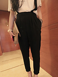 Women's The Thin Suit Overalls Pants