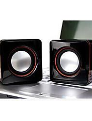 AllSpark ® USB Mini Multimedia Speaker System (Black)